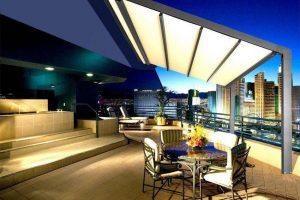Retractable Canopy (Modern Pergola Systems)