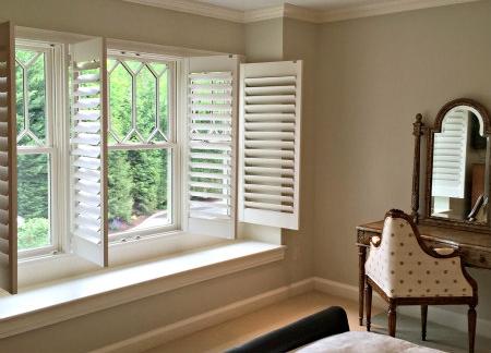 indoor window shutters