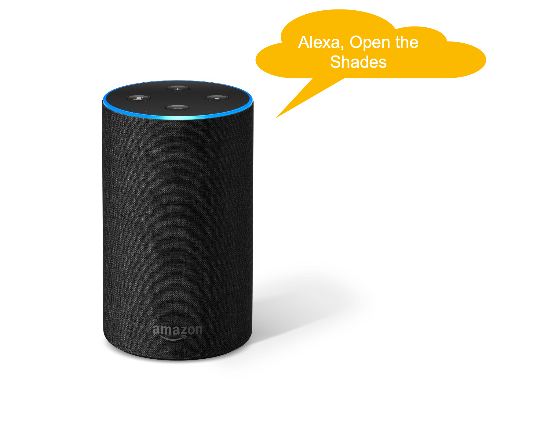 Alexa, Open the Window Shades