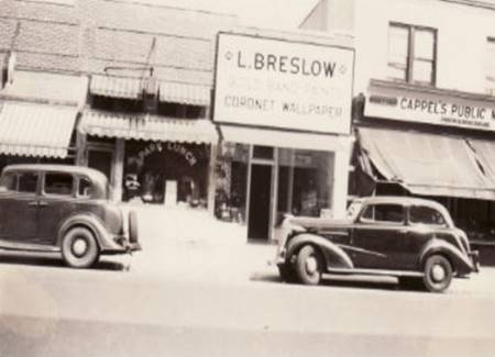 Breslow Nearly 100 years of Experience