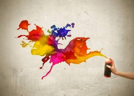 Custom Color Spray Paint