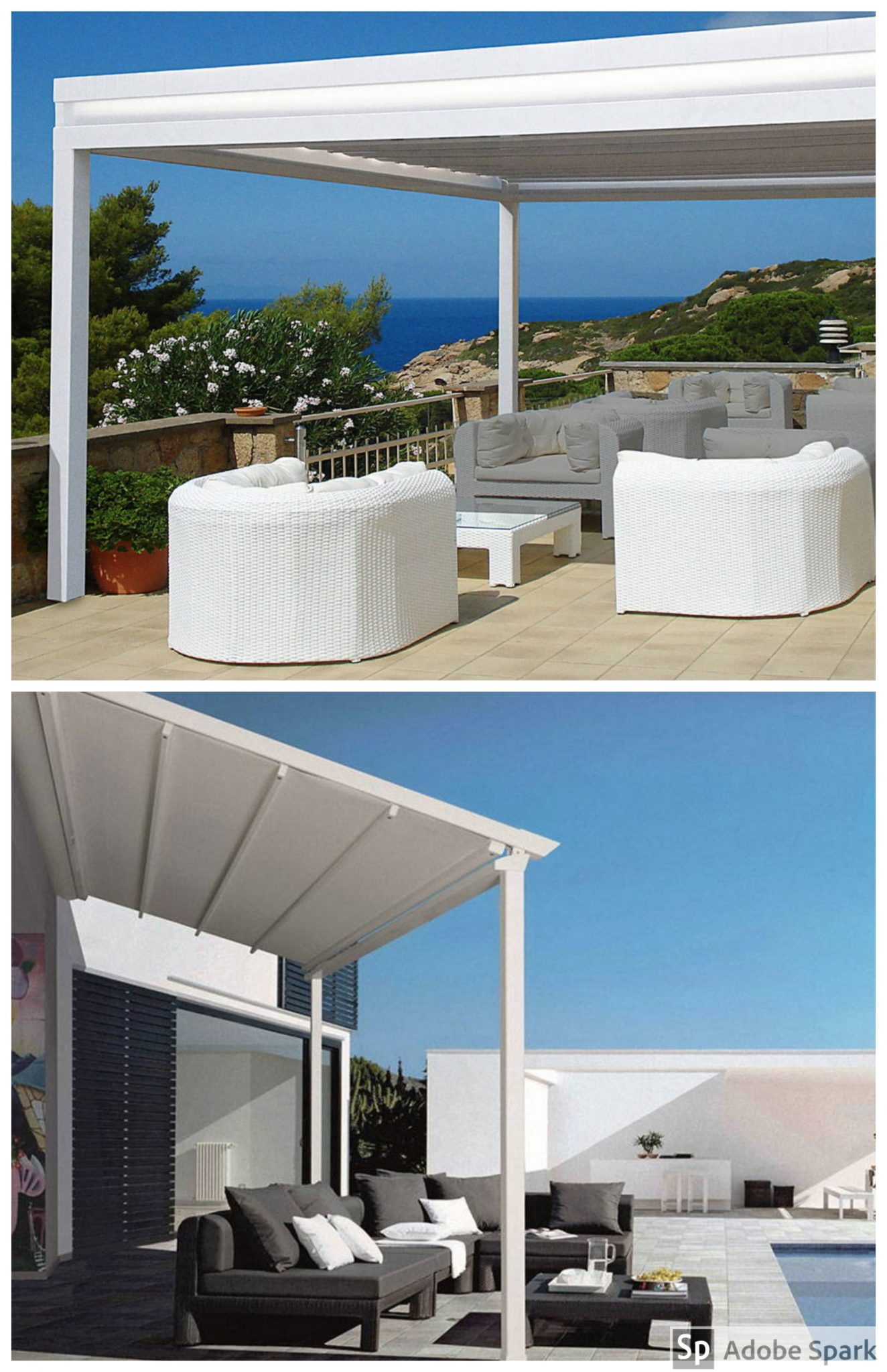 Retractable Awnings Shade Systems