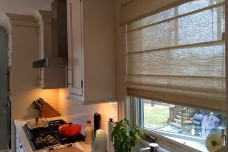 Woven Shades Window Treatments