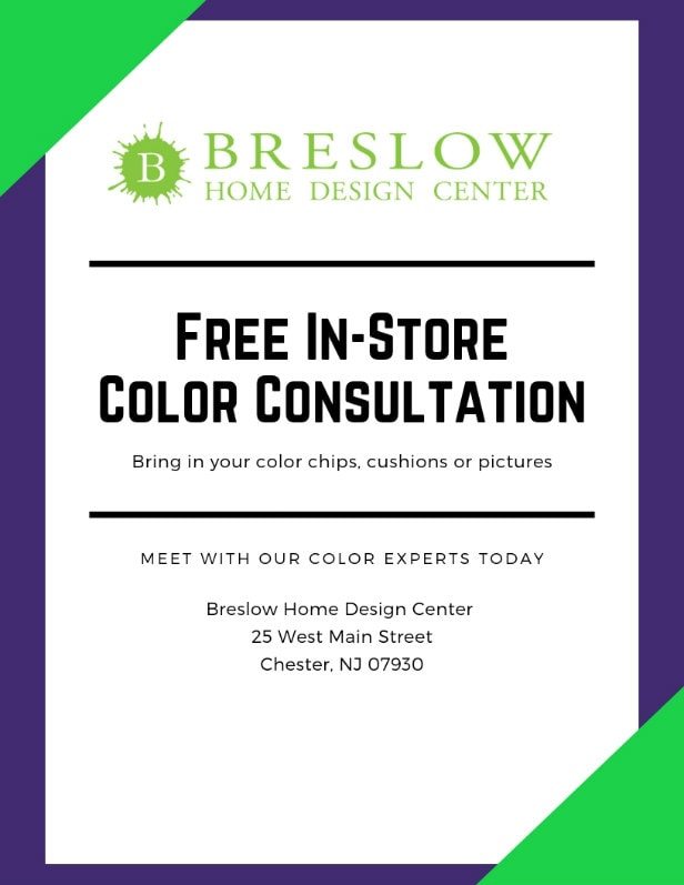 Breslow Current Promotions Color Consult