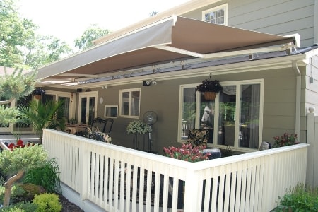 Alutex Awning Review Madera