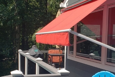 Alutex Awning Reviews Capri