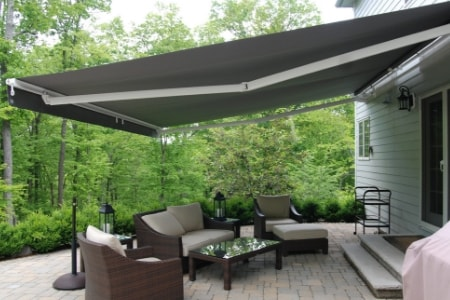 Alutex Awning Reviews Madera Giant