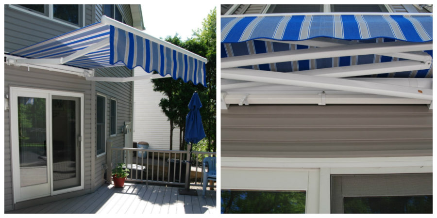 Aristocrat Awnings Estate Slim Fit