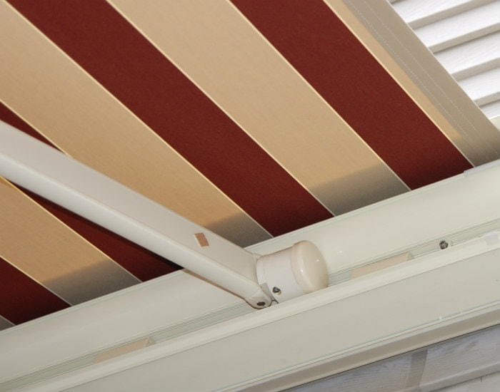 Aristocrat Awnings Forged Shoulder