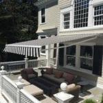 Aristocrat Estate Awning by Breslow Home Design Center Chester NJ