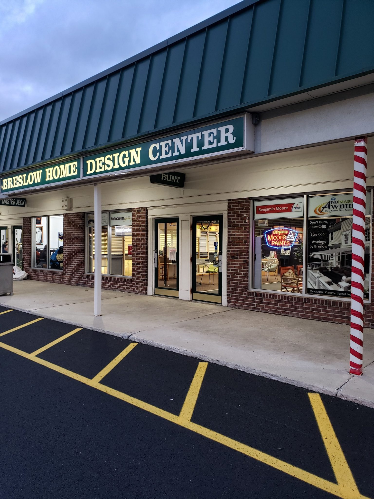 Retractable Awnings NJ Chester Store
