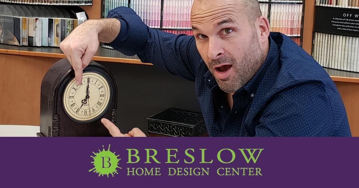 Breslow Chester NJ Showroom Jason