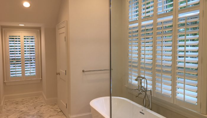 Hunter Douglas Shutters by Breslow Home Design Center Chester NJ