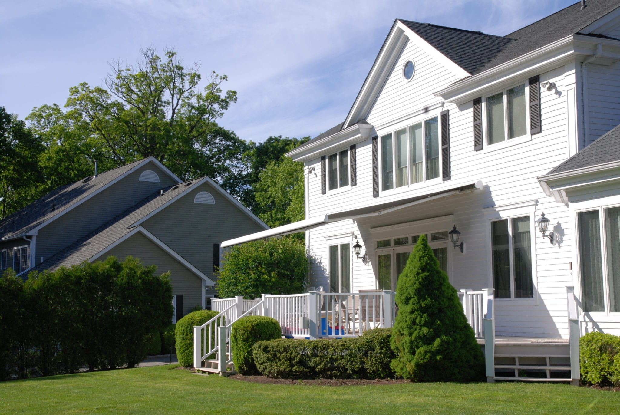 NuImage G250 Awning by Breslow Home Design Center Chester NJ