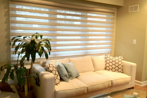 Pirouette Window Treatments in Morristown NJ