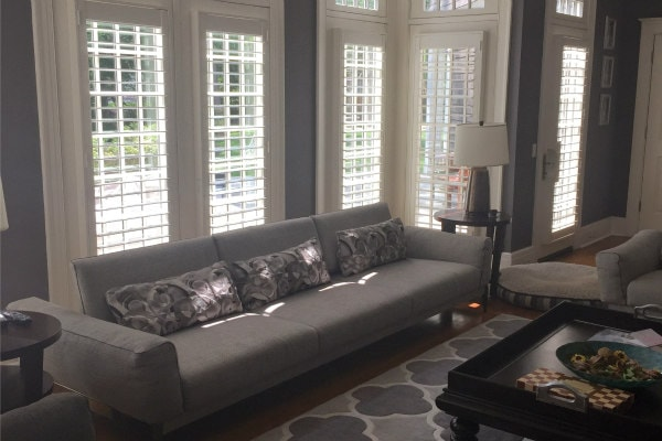 Plantation Shutters Window Treatments in Morristown NJ