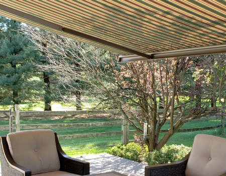Retractable Awning Aristocrat