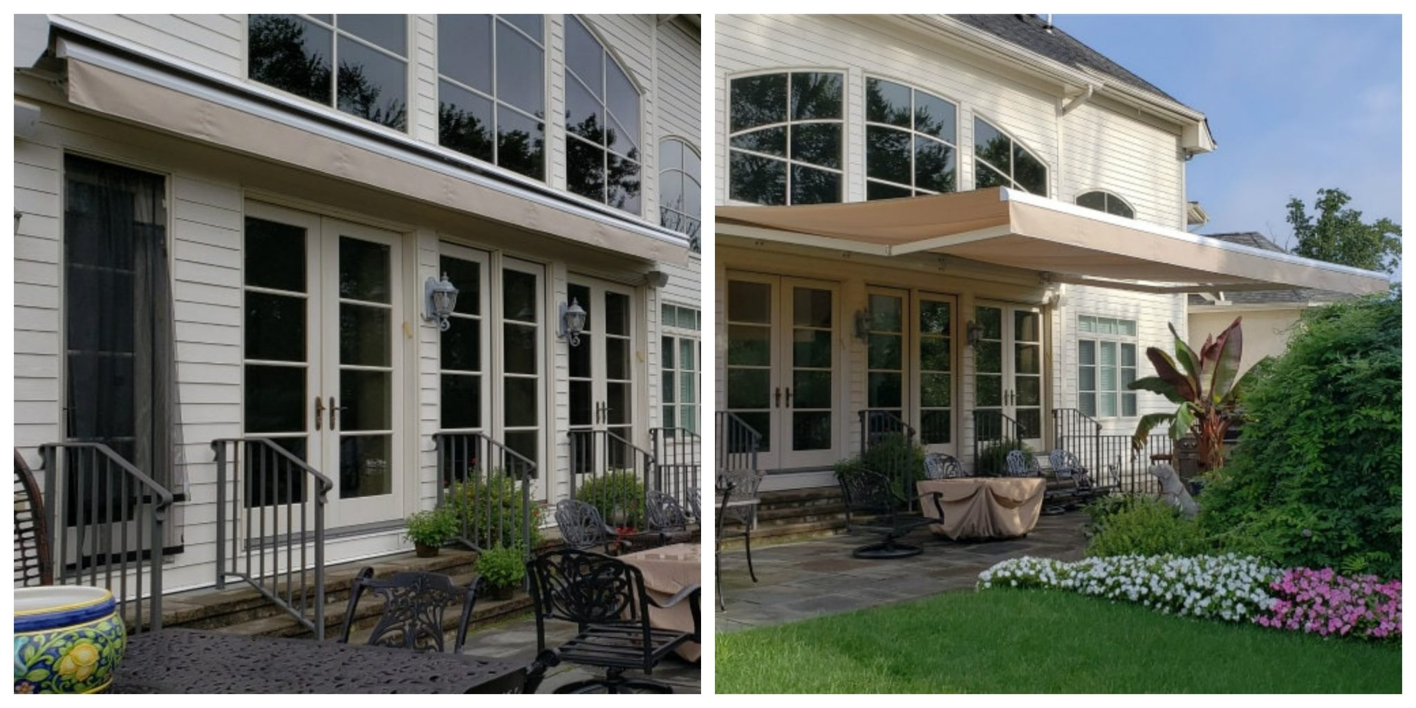 Retractable Awning Design New Jersey