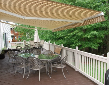 Retractable Awning Eclipse