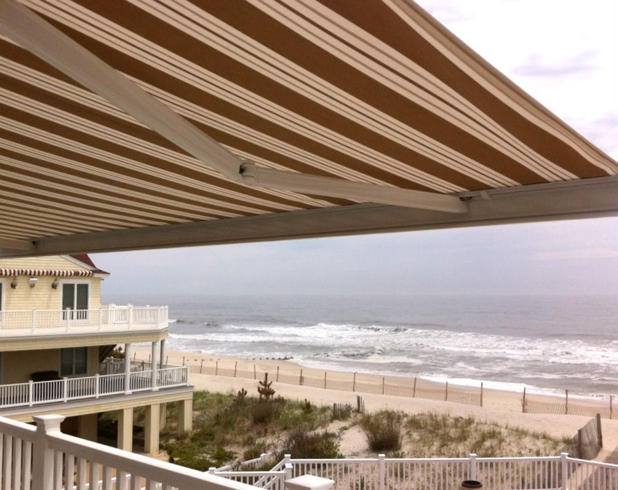 Retractable Awnings NJ Beach