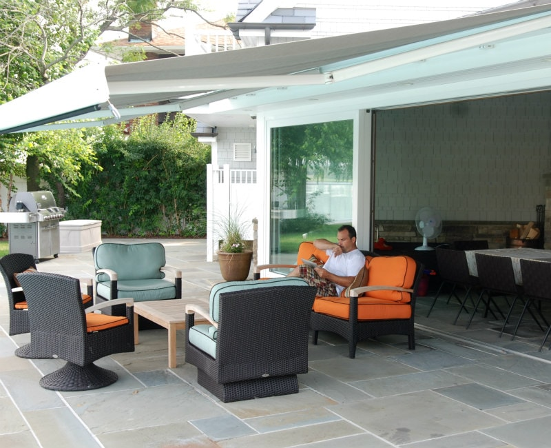 Retractable Awnings NJ Cost