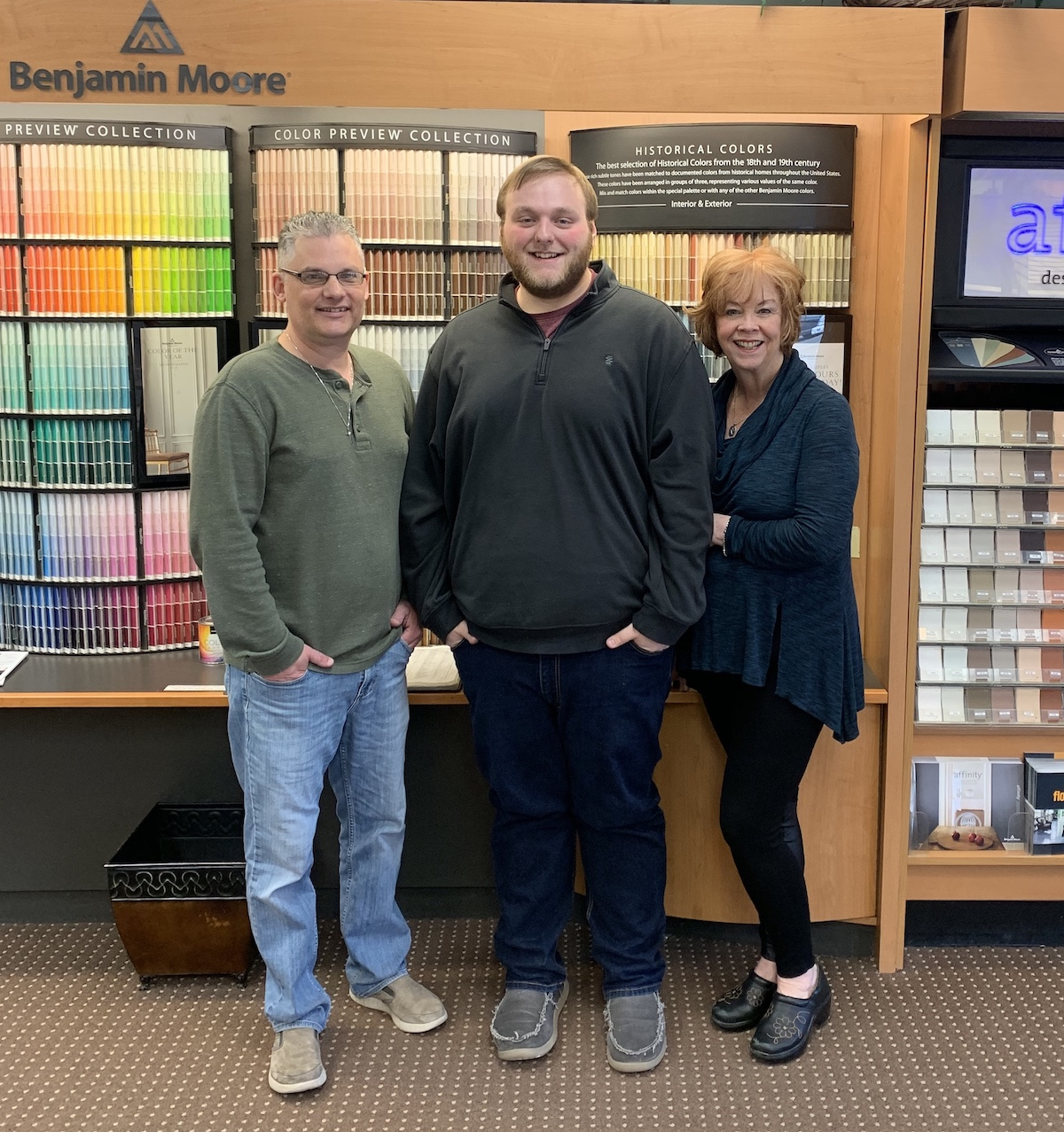 Meet the Breslow Home Design Center Team (Tim, Tom and Gayle)