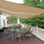 Eclipse Retractable Awning by Breslow Home Design Center