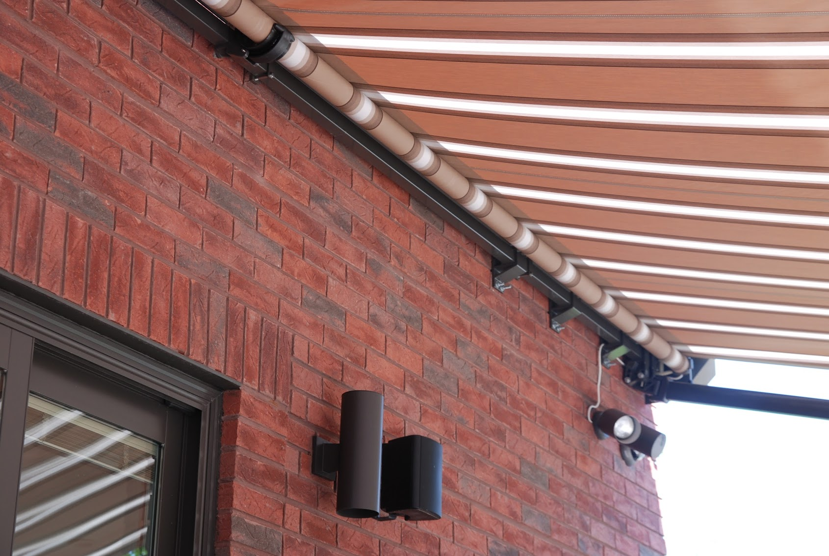 Eclipse Awning - Roller - by Breslow Home Design Center
