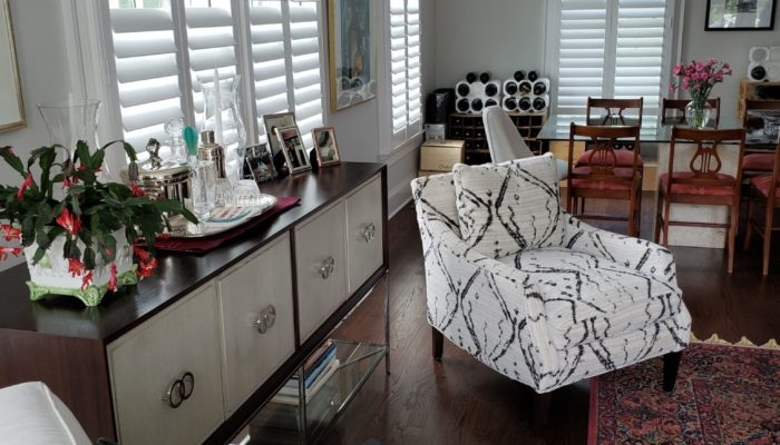 Hunter Douglas Newstyle Plantation Shutters