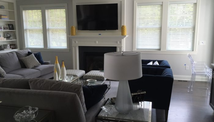 Hunter Douglas Silhouettes four front by Breslow Home Design Center