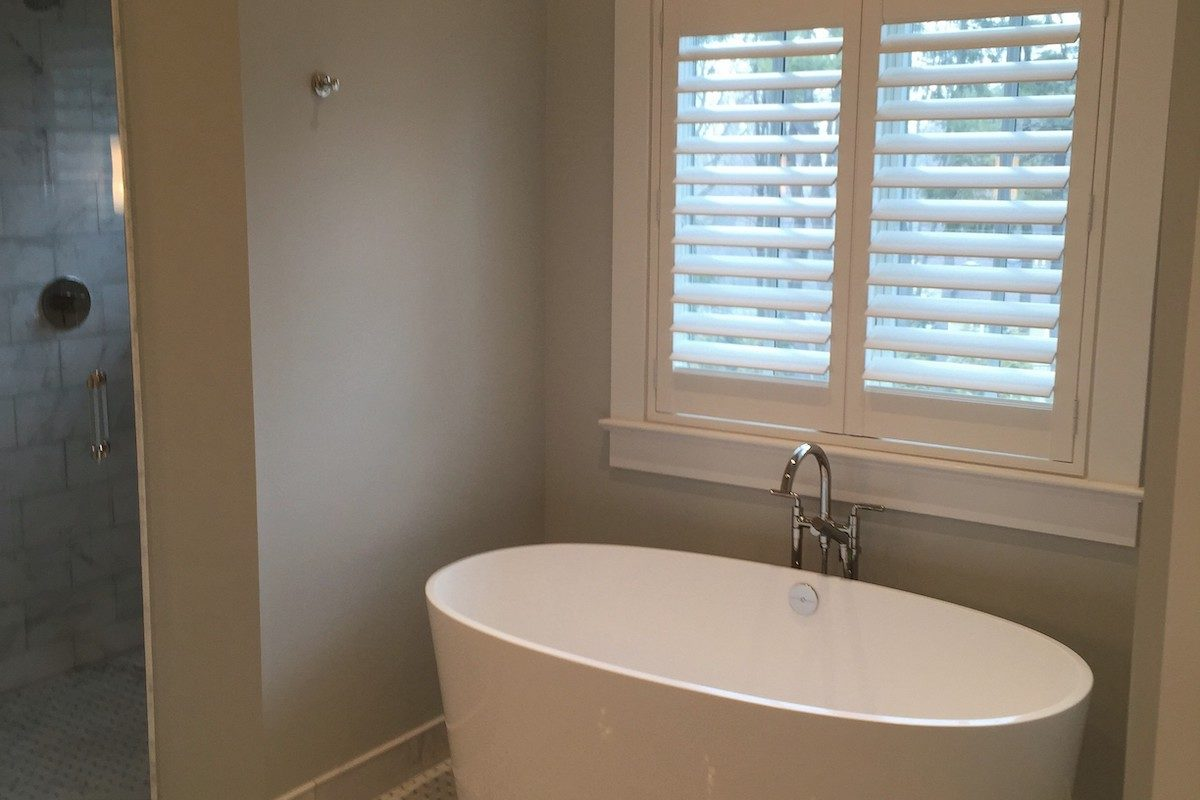 Palm Beach Shutters Ideal For Moist And Humid Bathrooms