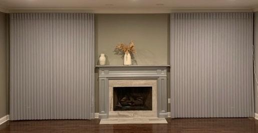 Luminettes in Family Room - Towaco, NJ - Breslow Home Design Center