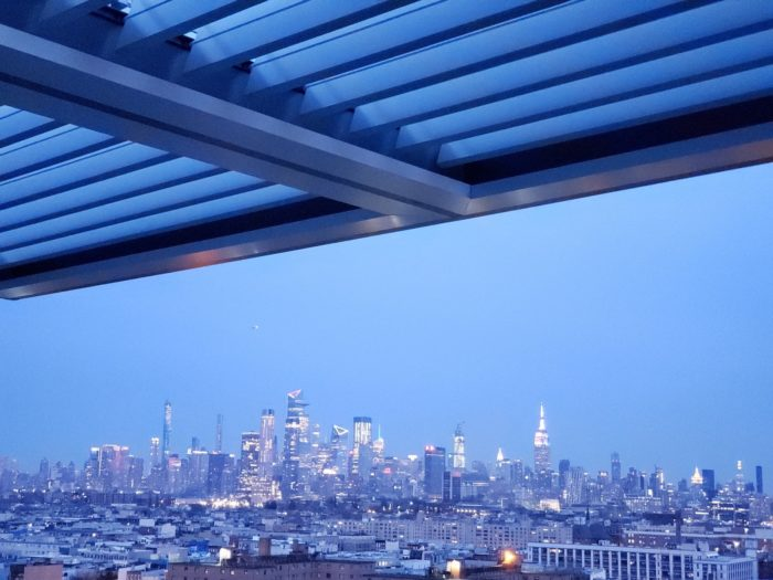 Apollo Louvered Roof System - Jersey City, NJ - Breslow Home Design Center
